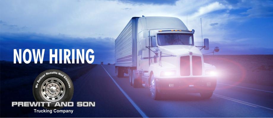 Prewitt and Son Trucking Company